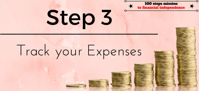 Step 3 of the 100 Steps to Financial Independence