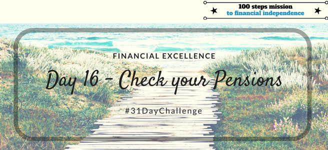 Day 16: Check your Pensions