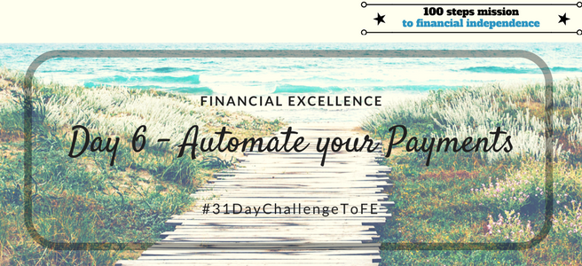 Day 6: Automate your Payments