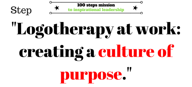 Logotherapy and a Culture of Purpose (2)