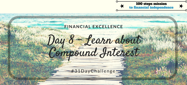 Day 8: Learn about Compound Interest