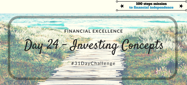Day 24: Investing Concepts
