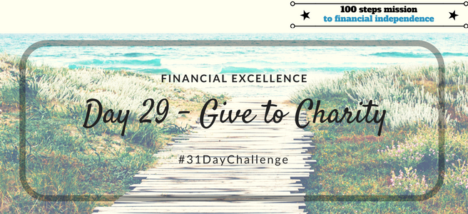 Day 29Day 29 of the day Challenge to Financial Excellence