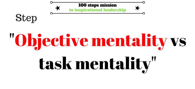 objectives over tasks (1)