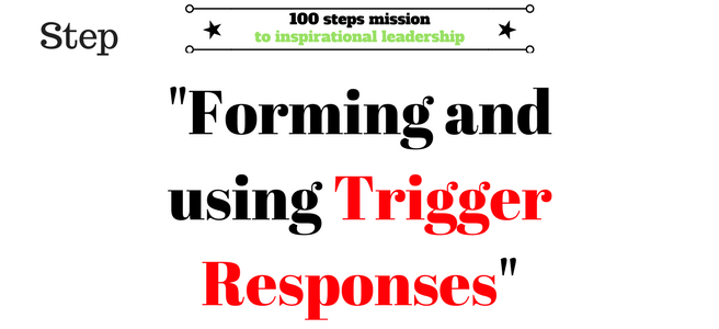 Trigger responses (1)