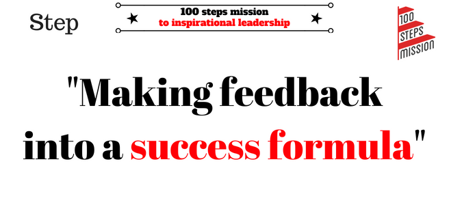 Feedback is a success formula (1)