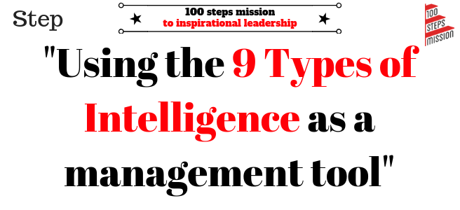 9 Types of Intelligence